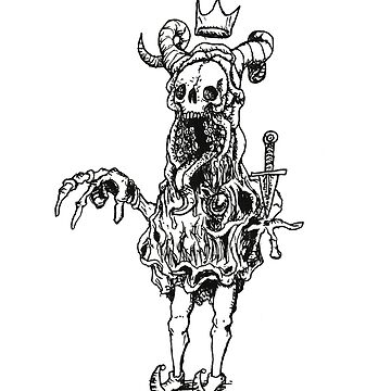 Demon of Seers by rdickinson