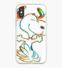 Colorful Snoopy iPhone Case
