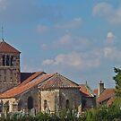 Old Church by Robert Abraham