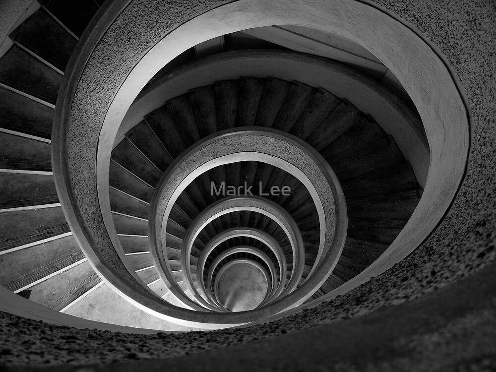 Round and Round by Mark Lee