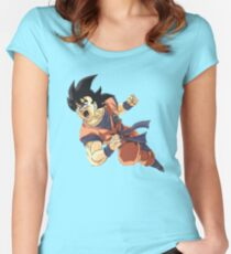 Dragon Ball - Z  Women's Fitted Scoop T-Shirt