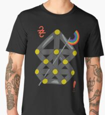 Bon Iver - 22, A Million Men's Premium T-Shirt