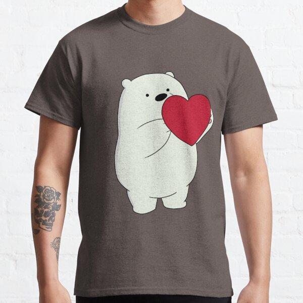 We Bare Bears Ice Bear Classic T-Shirt