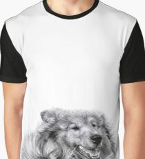 Collie Graphic T-Shirt