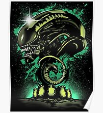 Alien Universe Poster