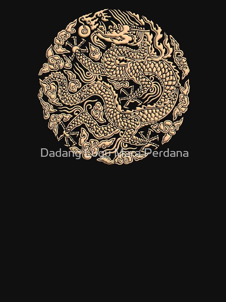 Golddrachen shenlong von dezigner007