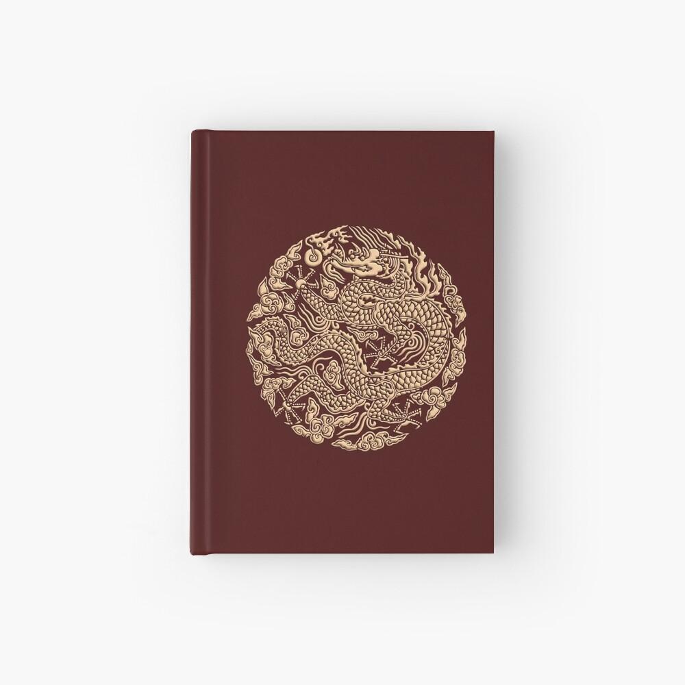 Golddrachen shenlong Notizbuch
