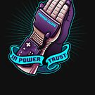 IN POWER WE TRUST by Bamboota