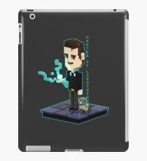 Master of Lightning  iPad Case/Skin