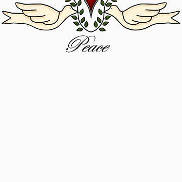 Peace Doves by CallyN