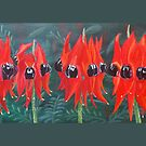 Ladies in Red by Wendy Sinclair