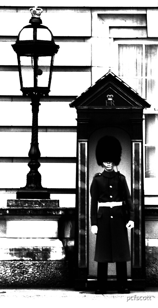 The Queens's Guard by pcfscott