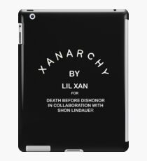 Xanarchy By Lil Xan iPad-Hülle & Skin
