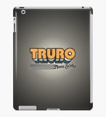 Truro, Nova Scotia | Retro Stripes iPad Case/Skin