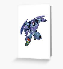 frenzy or rumble Greeting Card