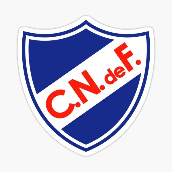 Club Nacional de Futbol Pegatina