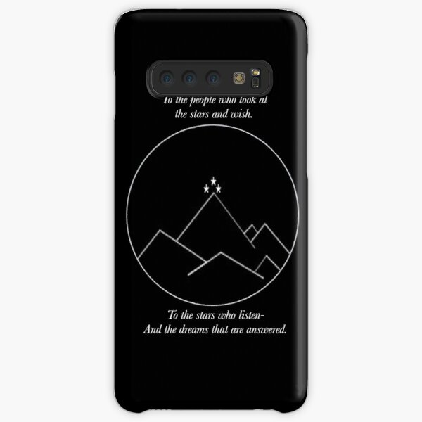 To The Stars Who Listen Samsung Galaxy Snap Case