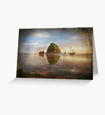 The Pirates of Cannon Beach Greeting Card