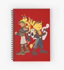 Playstation Duos Spiral Notebook