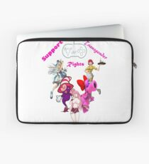 Trangender videogame rights, the new frontier Laptop Sleeve