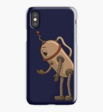 Vacbot - Blue iPhone Case/Skin