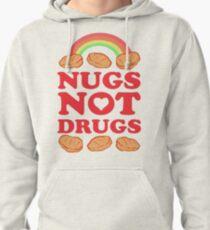 Sudadera con capucha Nugs Not Drugs