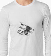 DON'T MAKE A MOUNTAIN OUT OF A MOGUL  T-Shirt