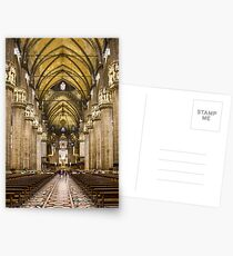 Milan Cathedral, ITALY - Interior Decoration: 1575-1585 Postcards