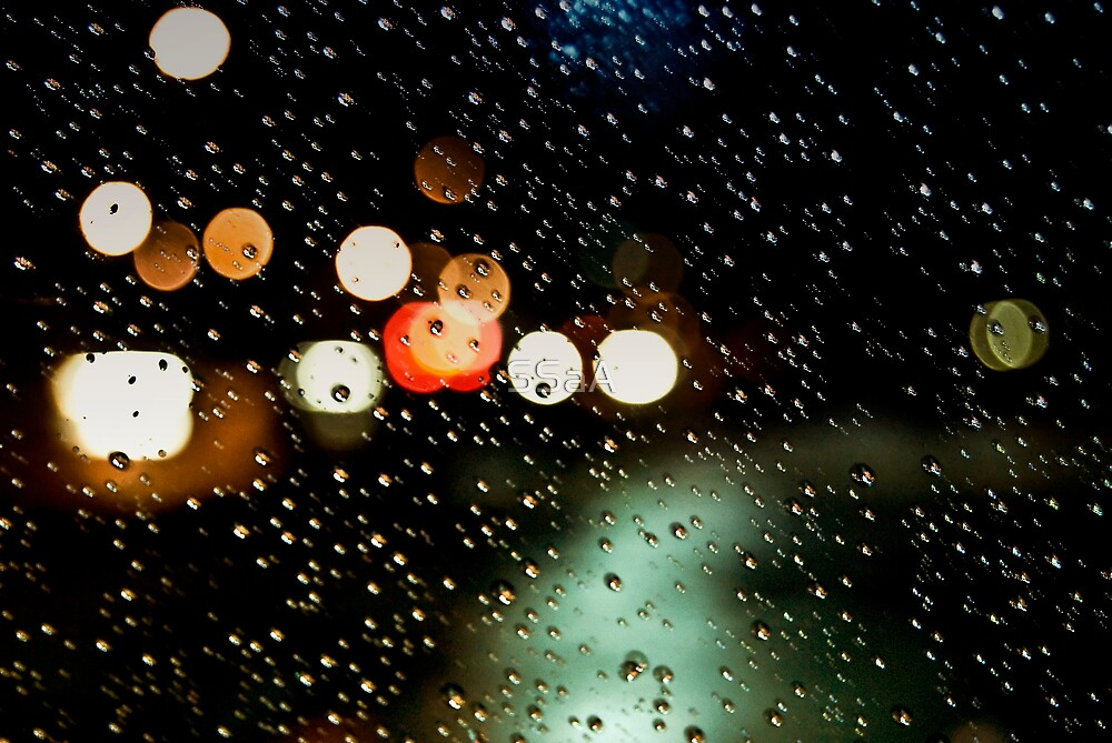 Water Droplets by SSaA