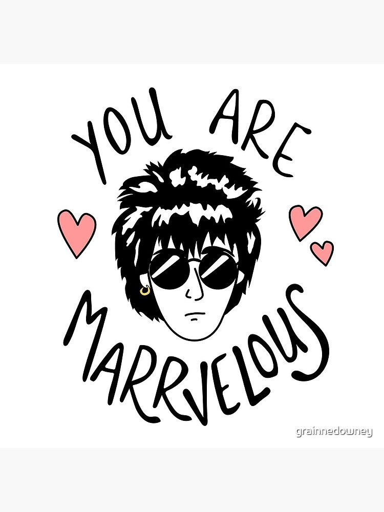 Ur Marrvelous by grainnedowney