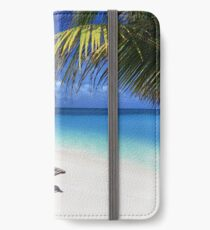 Relax at the Beach  iPhone Wallet/Case/Skin