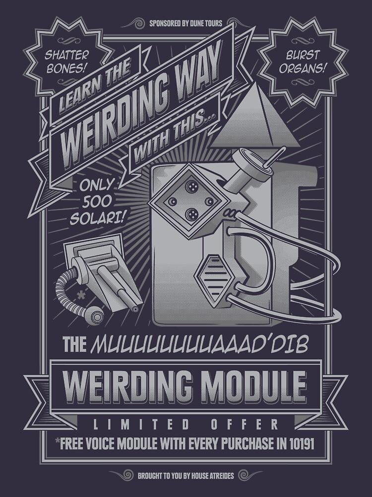 Weirding... by heavyhand