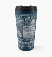 Weirding... Travel Mug
