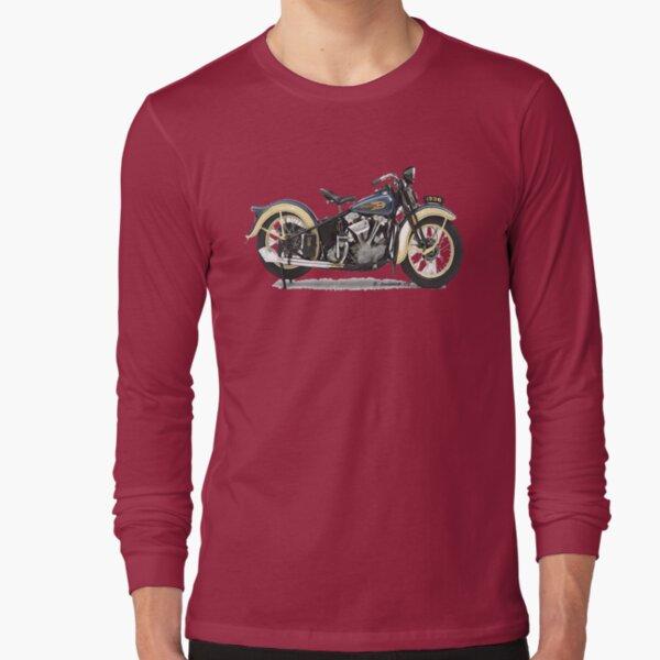 1936 Knucklehead-Long Sleeve Long Sleeve T-Shirt
