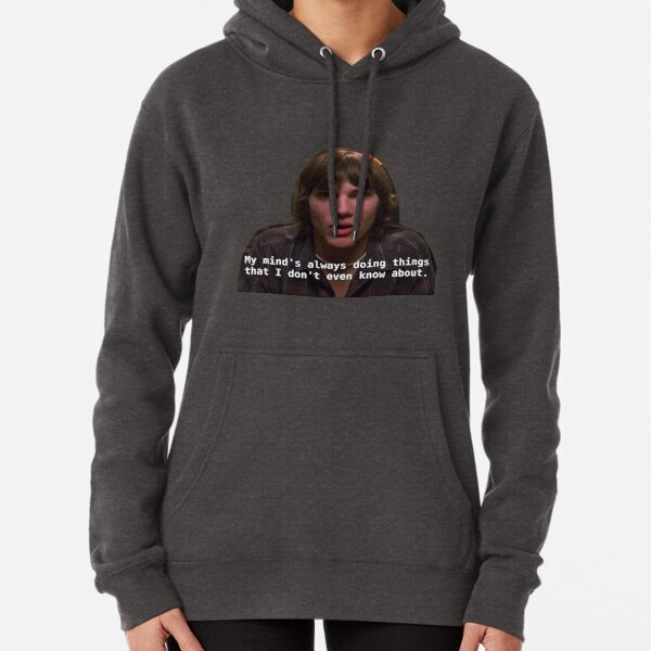 st*ned kelso Pullover Hoodie