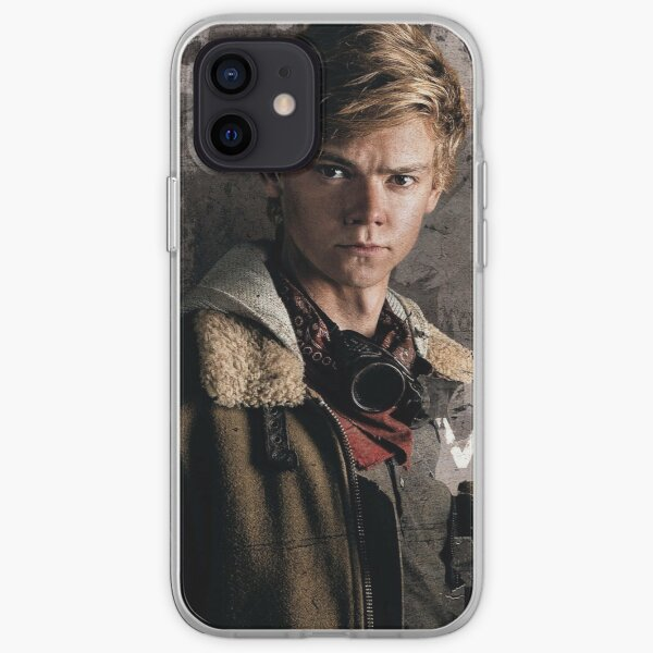 Newt - Maze Runner: The Death Cure iPhone Soft Case