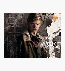 Newt - Maze Runner: The Death Cure Photographic Print