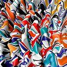 Trippy Pop Flüssigkeit II von barruf