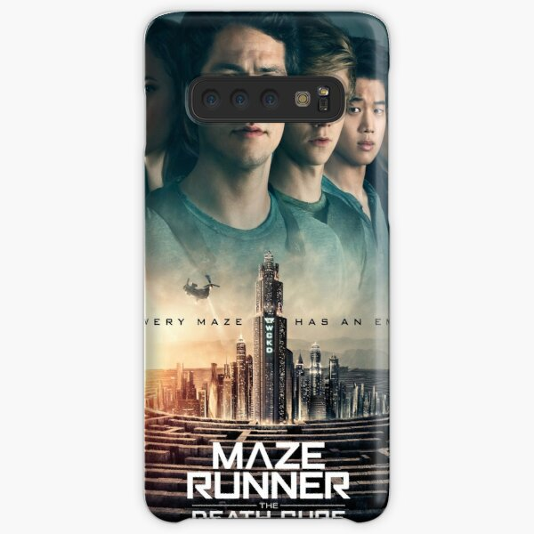 Maze Runner: The Death Cure Samsung Galaxy Snap Case