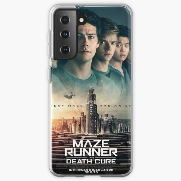 Maze Runner: The Death Cure Samsung Galaxy Soft Case