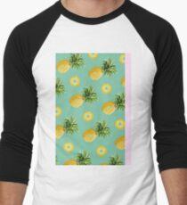 Patterns Baseball ¾ Sleeve T-Shirt