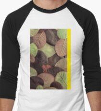 Leaves Baseball ¾ Sleeve T-Shirt