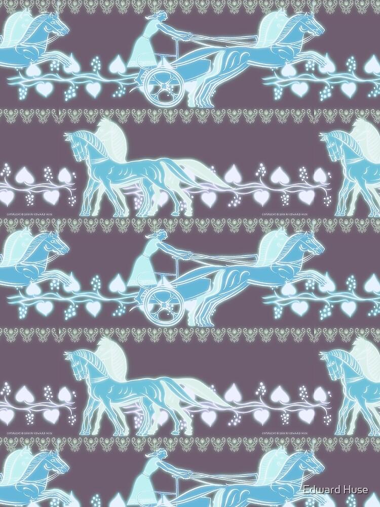 Kleitius' Horses 2 Copyright 2018 by Edward Huse by EdwardHuse