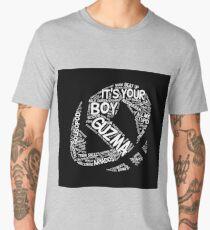 Team Skull Word Cloud Men's Premium T-Shirt