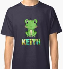 Keith Frog Classic T-Shirt