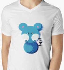 Azurill. Men's V-Neck T-Shirt