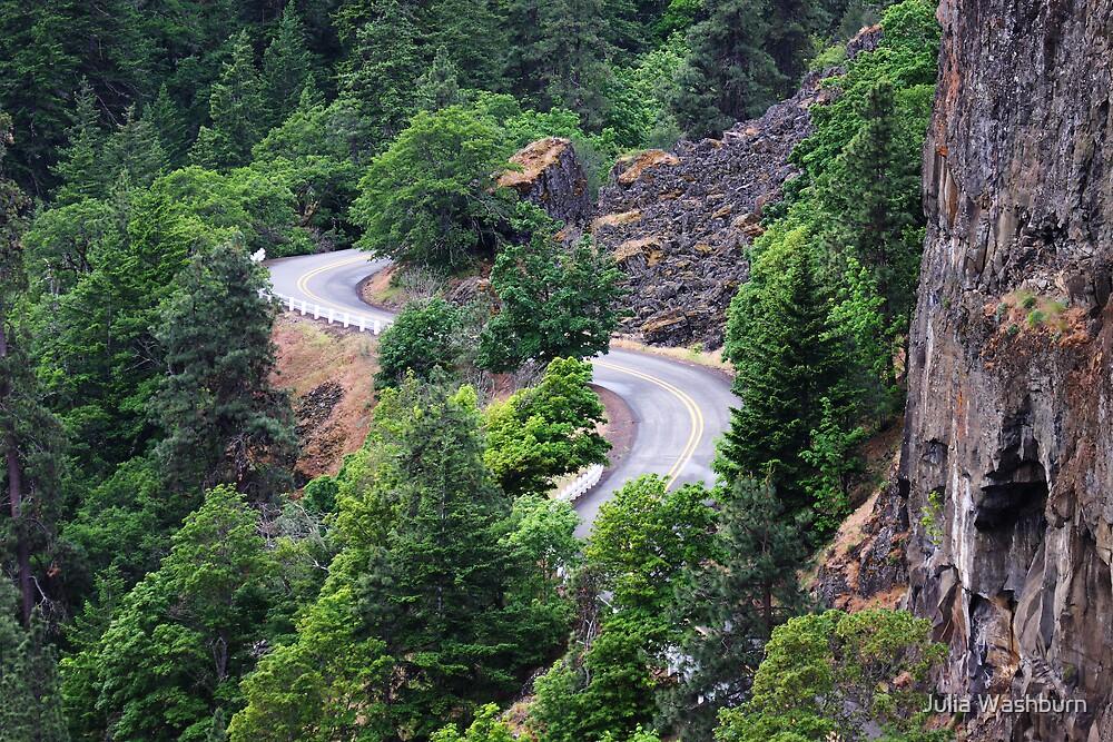 Road to Rowena by Julia Washburn