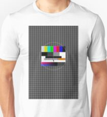 TV signal Unisex T-Shirt