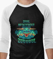 Zuul ! Men's Baseball ¾ T-Shirt