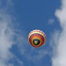 Hot Air Balloons by Karl R. Martin